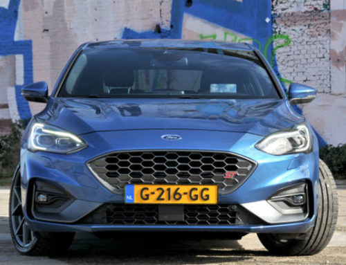 Autotest: Ford Focus ST